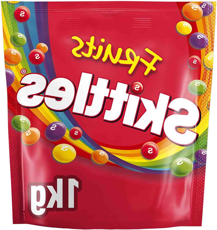 Comment sont fait les Skittles ?