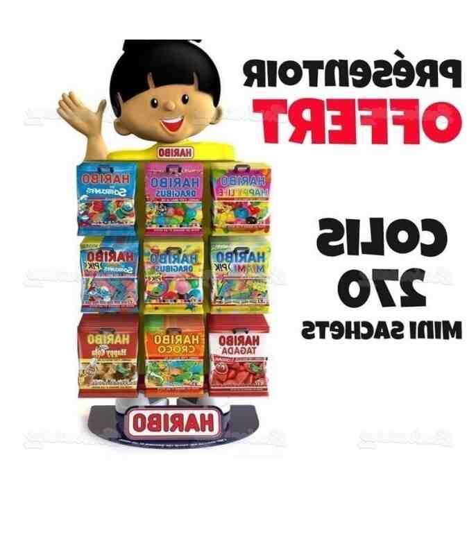 Quel est le premier bonbon Haribo ?